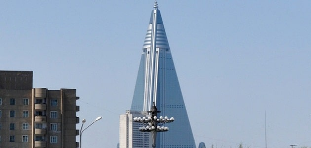 Ryugyong Hotel: Is this the world's strangest hotel?