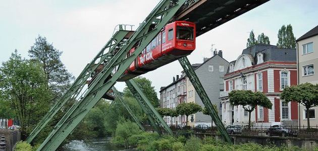 Wacky public transport systems from around the world