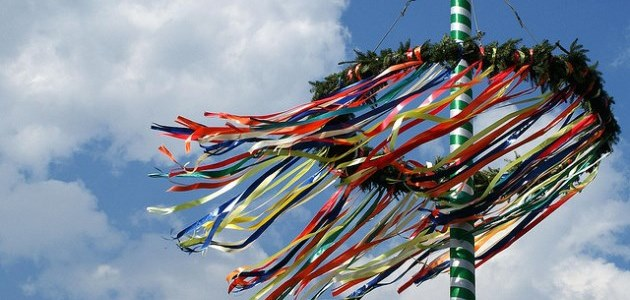 May Day celebrations throughout Europe