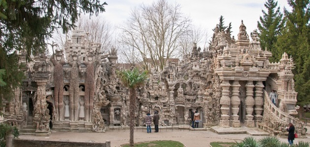 Palais Idéal: The palace that was built by a postman