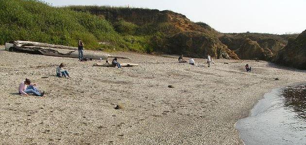 Glass Beach: The pretty beach that used to be a dump