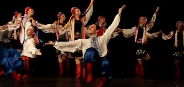 Hopak   Strange dances from around the world
