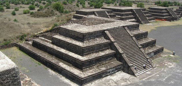 Teotihuacan: The abandoned city that (probably) wasn't built by aliens