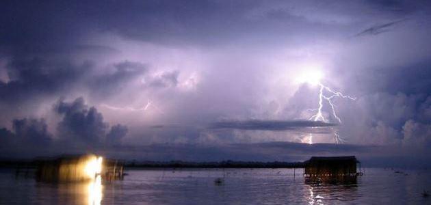 Catatumbo lightning: The never-ending Venezuelan storm