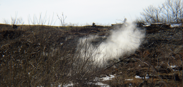 Centralia: The town that's been burning for over 50 years