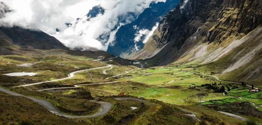 North Yungas Road: The world's most dangerous road