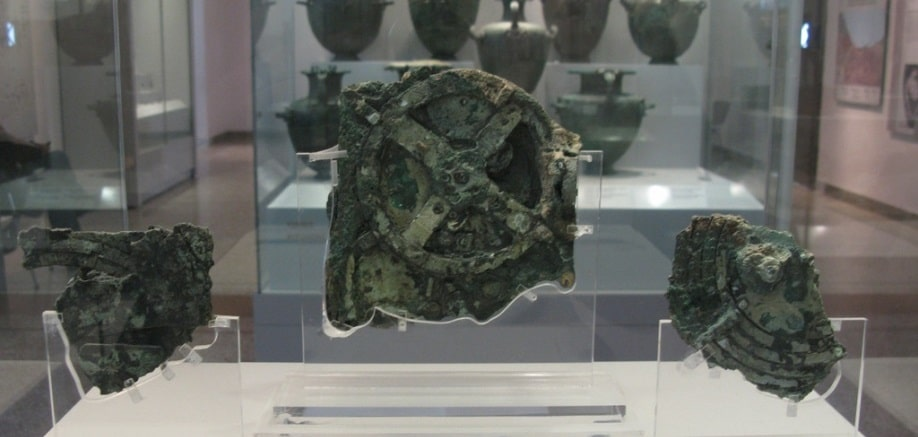 The Antikythera mechanism | Out-of-place artefacts