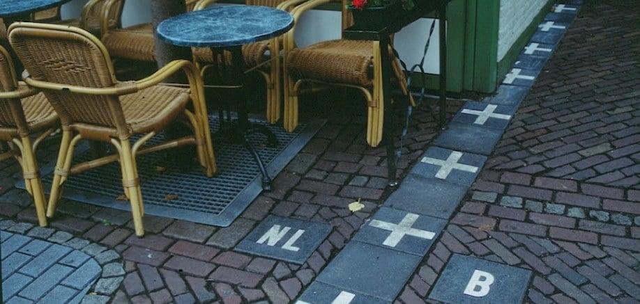 Baarle-Hertog: The Belgian town that's in the Netherlands