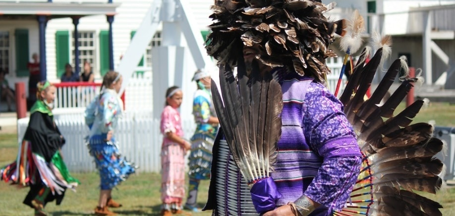 How to do a Native American rain dance (not that we need one)