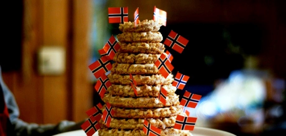 Wedding cakes from around the world