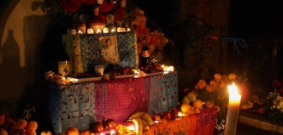 Dia de los Muertos: Mexico's Day of the Dead