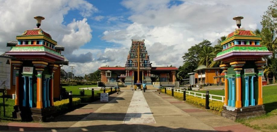 Sri Siva Subramaniya: The world's most colourful temple