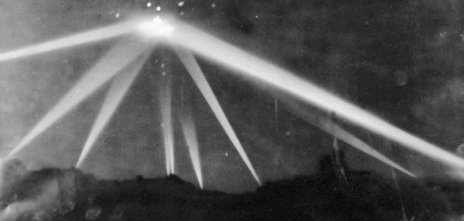 UFO sightings from around the world