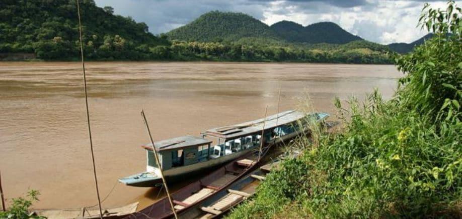 Naga fireballs: The Mekong river's strange glowing balls