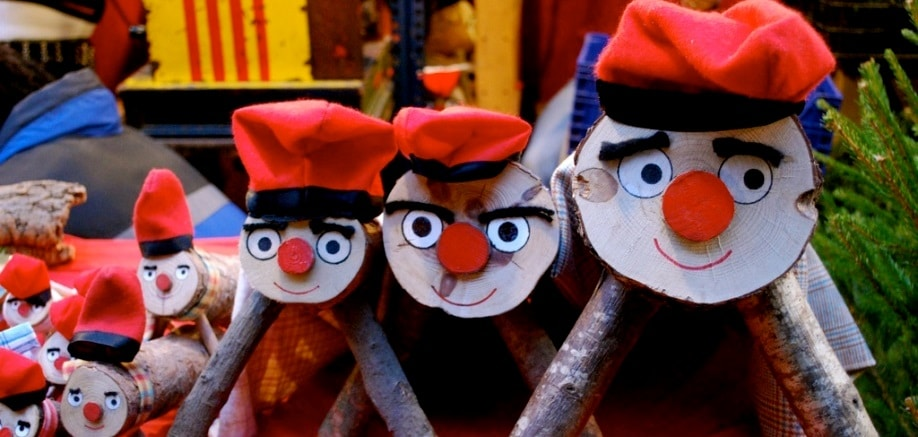 Tió de Nadal: The pooping Catalonian Christmas log
