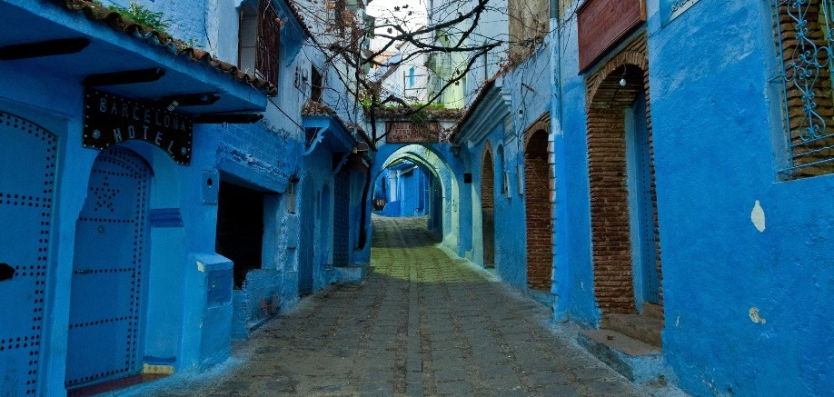 Chefchaouen: Morocco's gorgeous blue city