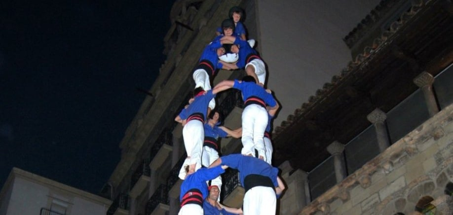 Castell: Catalonia's human towers