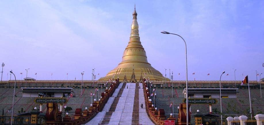 Naypyidaw: Burma's new, empty capital city