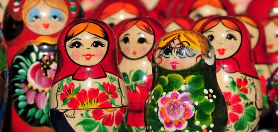 Matryoshka dolls: The story behind the nesting Russian dolls