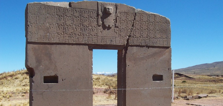 Bolivia's Gate of the Sun: Stonehenge after a gap year