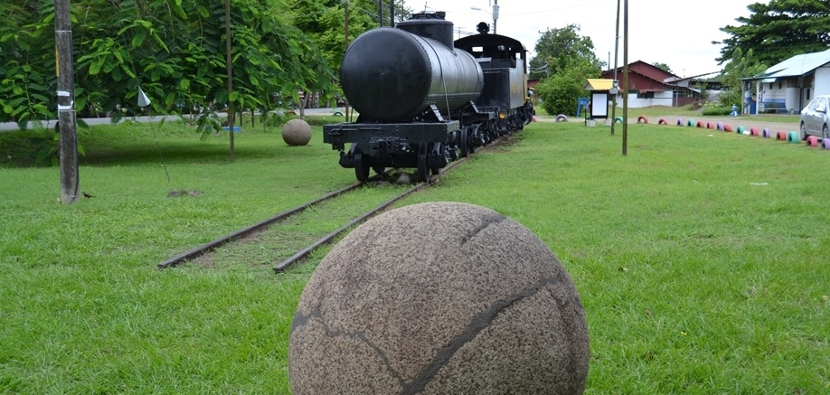 The stone spheres of Costa Rica: A load of balls