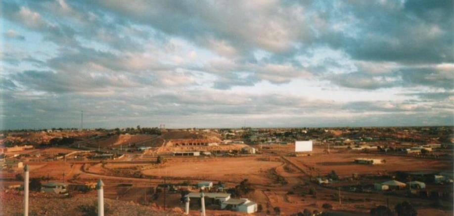 Coober Pedy: The Australian town where people live underground