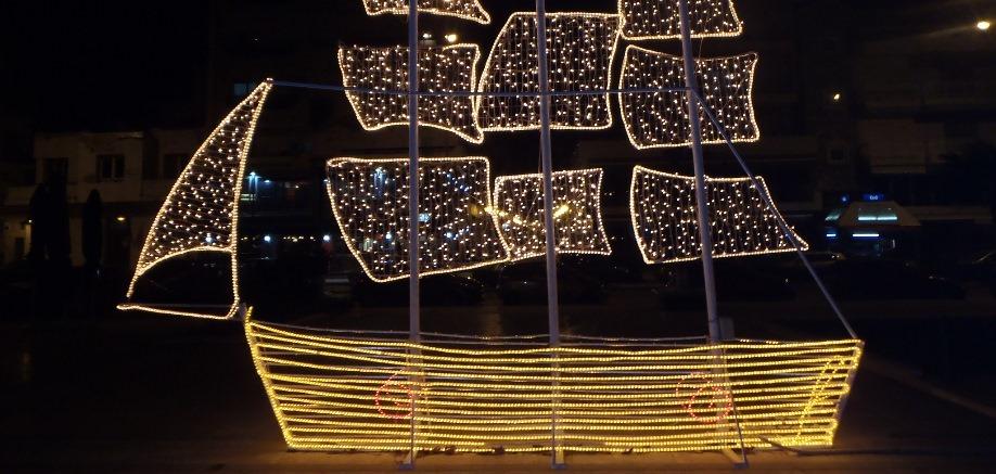 Karavaki: The Greek Christmas boat