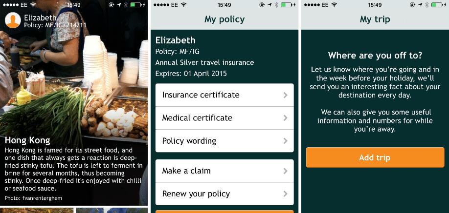 We've updated the InsureandGo mobile app