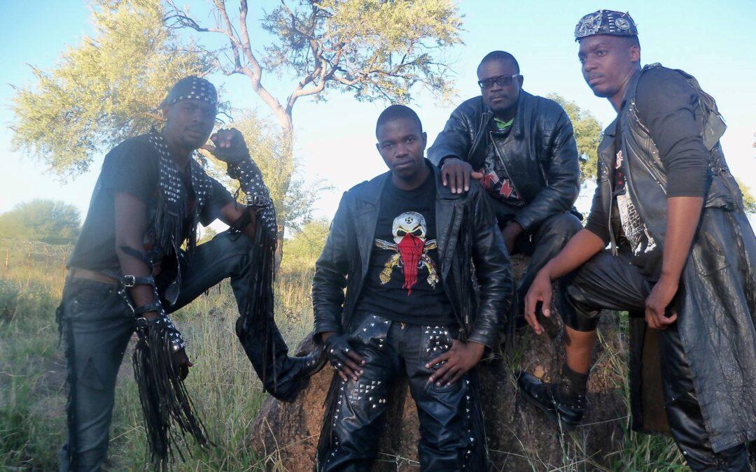 The heavy metal cowboys of Botswana