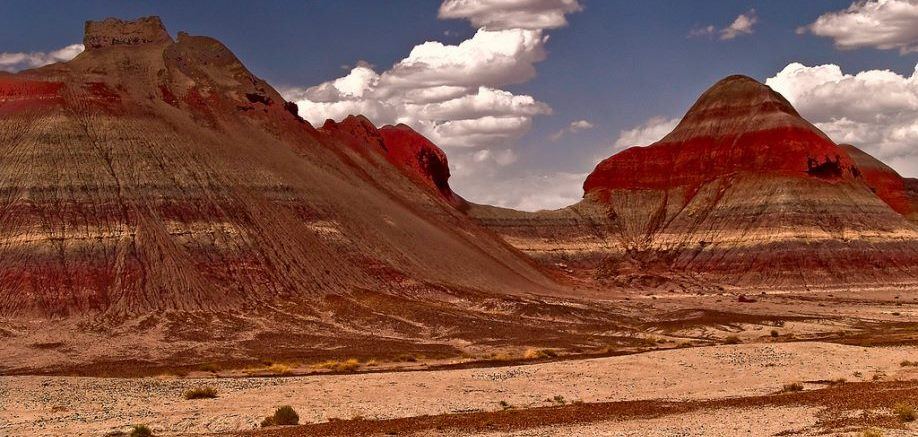 Just deserts: 4 of the world's most unusual deserts