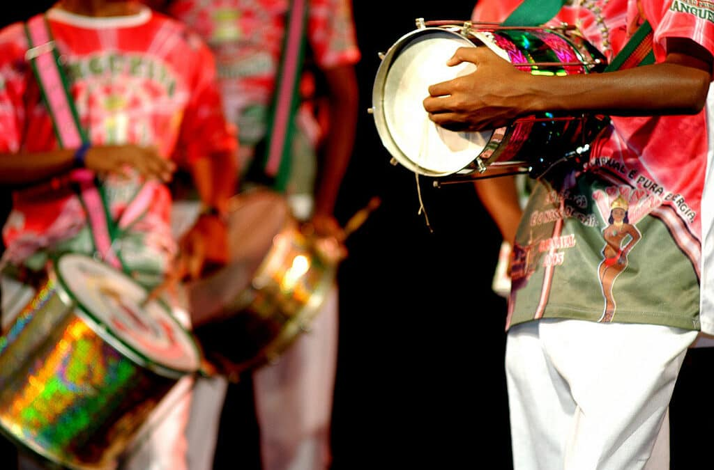 Cuíca: The drum that sounds like a cross between a possum and a lion