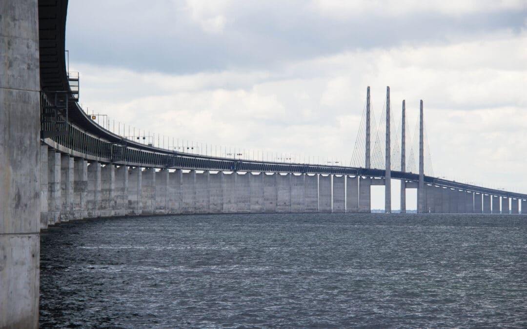 Øresund Bridge: The bridge that connects Sweden and Denmark