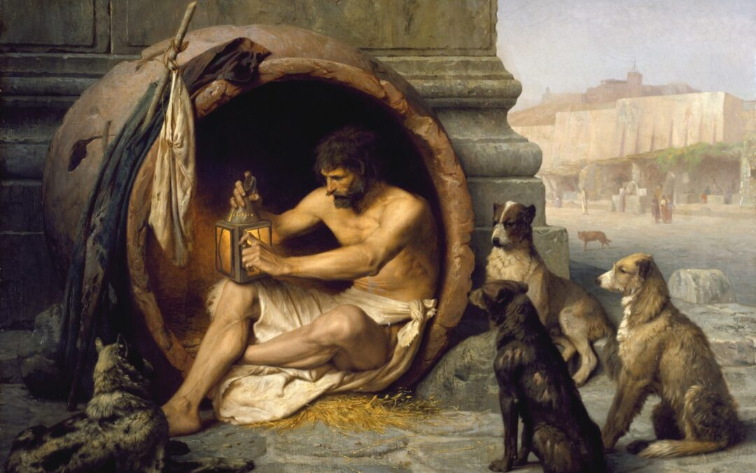 Diogenes: Ancient Greece's strangest philosopher