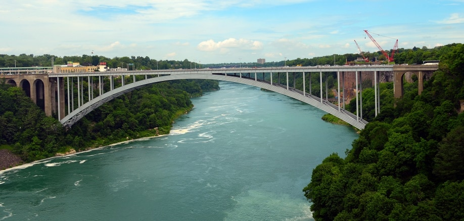 6 more bridges that connect two countries together