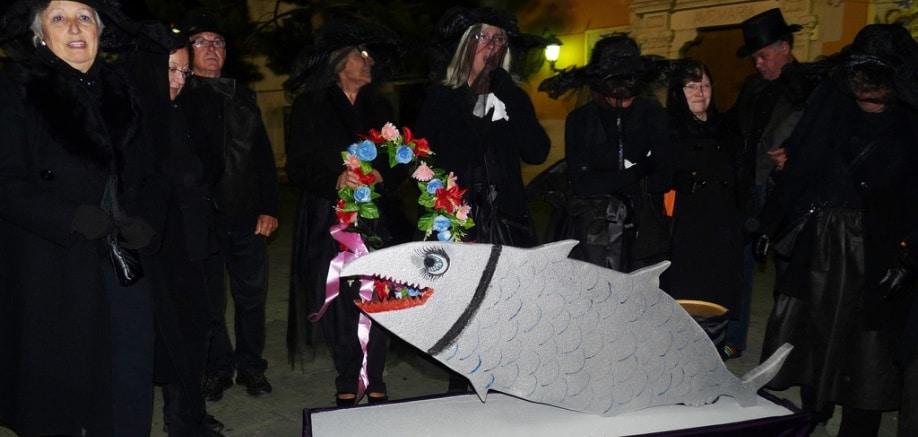 Burial of the sardine: Spain's strange Ash Wednesday tradition
