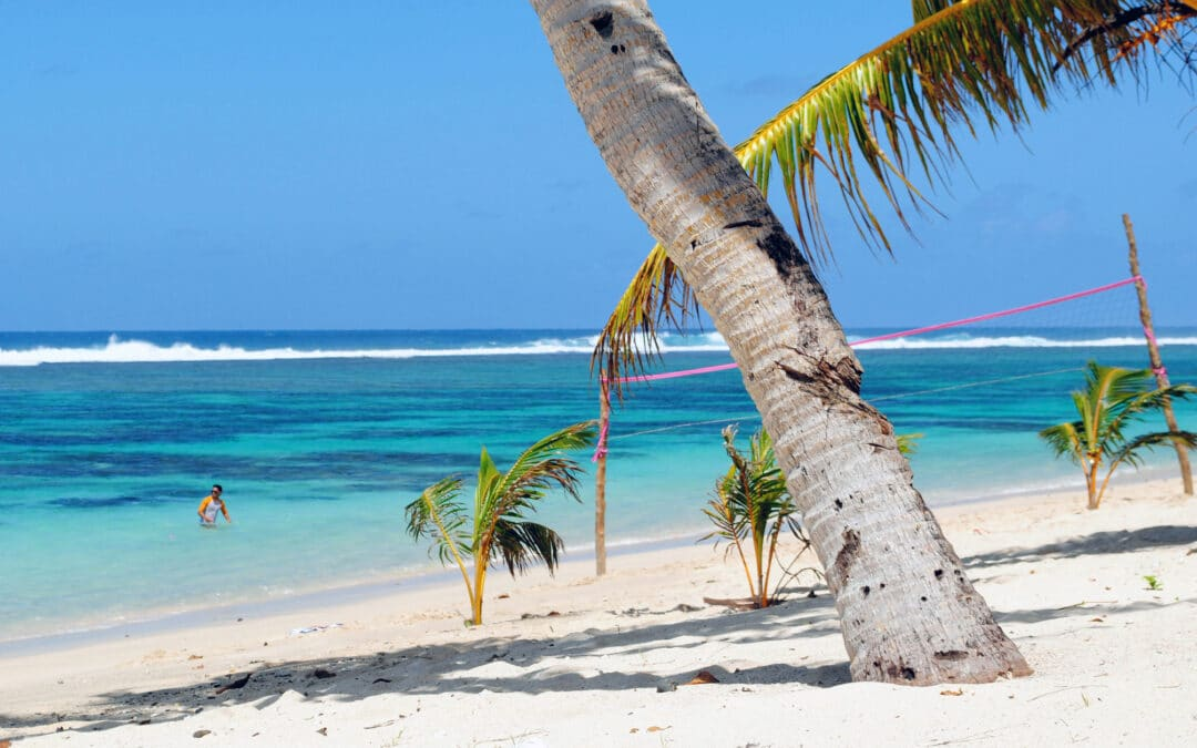 Samoa: The country that travelled to the future