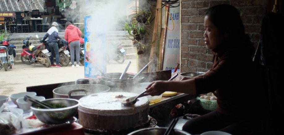 The love market of Vietnam