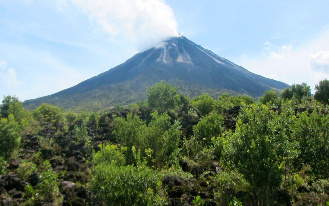 Costa Rica's amazing volcanoes